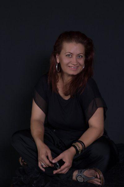 Флорист Геновева Йорданова